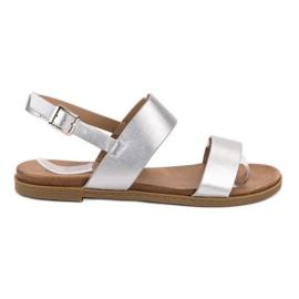 Primavera grå Casual Sandals