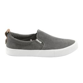 Big Star 174162 slip-on sneakers grå