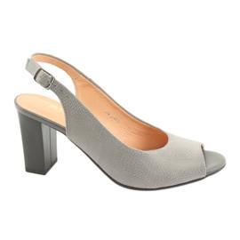 Espinto S274 kvinders udendørs sandaler grå