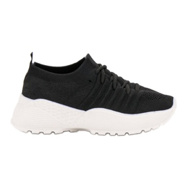 Slotted VICES Sneakers sort