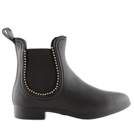 Galoshes Jodhpur sort D50 Black