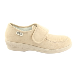 Brun Befado kvinders sko pu 984D011