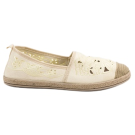 Gul Suede Espadrilles VICES