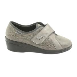 Grå Befado kvinders sko pu 032D003