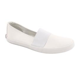 Sneakers Women's American Club sneakers hvid
