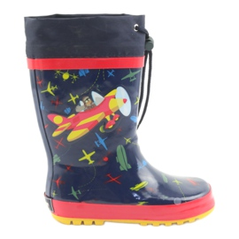 American Club Amerikanske børns regnstøvler. SamoLot