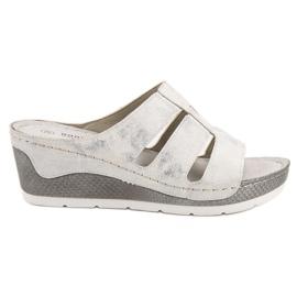 Goodin hvid Flip Flops