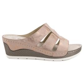 Goodin pink Flip Flops