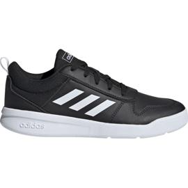Sort Adidas Tensaur K Jr. EF1084 sko