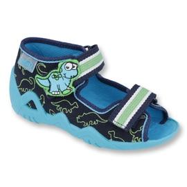 Befado grønne børns sko 250P088