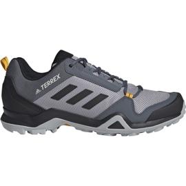 Grå Adidas Terrex AX3 M EF0533 sko