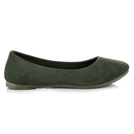 Seastar grøn Komfortabel Ballerina