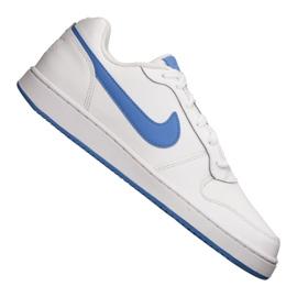 Hvid Nike Ebernon Low M AQ1775-102 sko