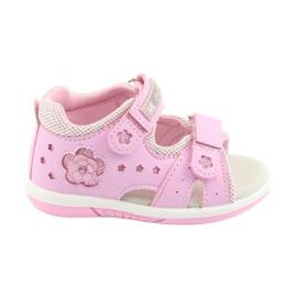American Club DR20 pink girls 'sandaler