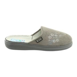 Grå Befado kvinders sko pu 132D013