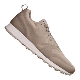 Brun Nike Md Runner 2 sko 19 M AO0265-200