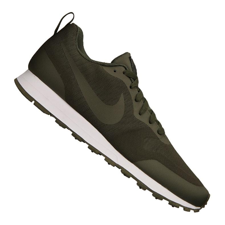 Grøn Nike Md Runner 2 sko 19 M AO0265-300