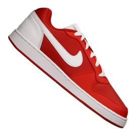 Rød Nike Ebernon Low M AQ1775-600 sko
