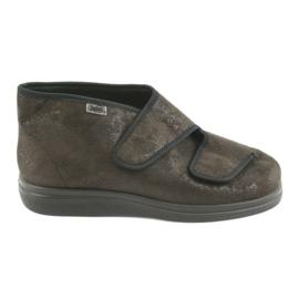 Brun Befado kvinders sko pu 986D007