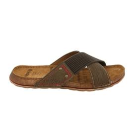 Mænds sko Inblu GG009 brun