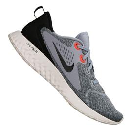 Nike navy ButyModne.pl