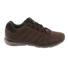 Trekking sko adidas Anzit Dlx M18555 brun
