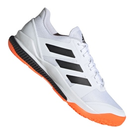Adidas Stabil Bounce M EF0206 sko hvid hvid