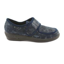 Navy Befado kvinders sko pu 984D015