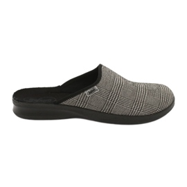 Grå Befado mænds sko pu 548M021