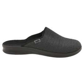 Befado mænds sko pu 548M016 grå
