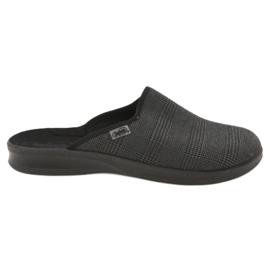 Grå Befado mænds sko pu 548M016