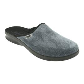 Grå Befado mænds sko pu 548M017