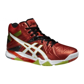 Volleyballsko Asics Gel-Cyber ​​Sensei 6 Mt M B503Y-2101