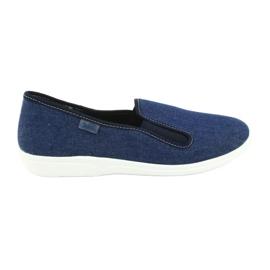 Blå Befado jeans fodtøj pvc 401Q018