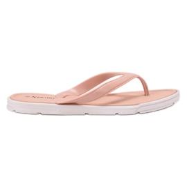 Seastar pink Gummi flip-flops