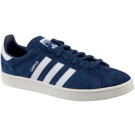 Adidas Originals Campus M BZ0086 sko marineblå navy