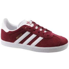 Adidas Gazelle Jr CQ2874 røde sko