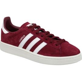 Adidas Originals Campus M BZ0087 Bourgogne