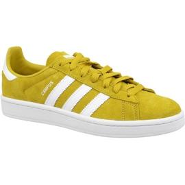 Adidas Originals Campus M CM8444 sko gul