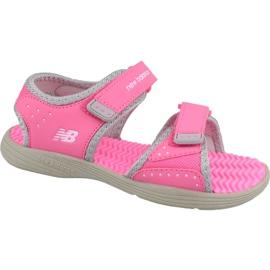 New Balance pink Sandaler Ny Balance Sandal K K2004GRP