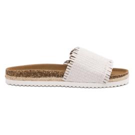 Hvid Flip Flops VICES