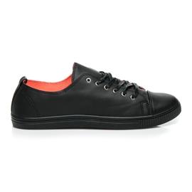 Balada sort Stilfuldt Sneakers