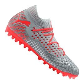 Fodboldstøvler Puma Future 4.1 Netfit Mg M 105678-01