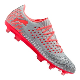 Fodboldstøvler Puma Future 4.1 Netfit Lav Fg / Ag M 105730-01