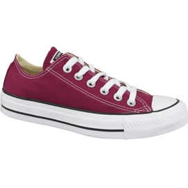 Sko Converse Chuck Taylor All Star Ox M9691C Bourgogne
