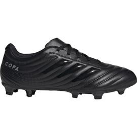 Fodboldstøvler adidas Copa 19.4 Fg M sort F35497