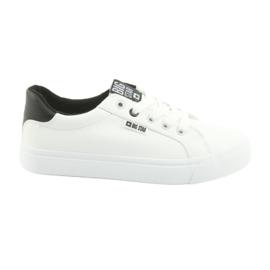 Hvide sneakers BIG STAR 274312