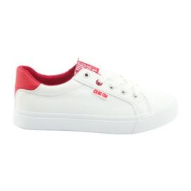 Hvide sneakers BIG STAR 274311