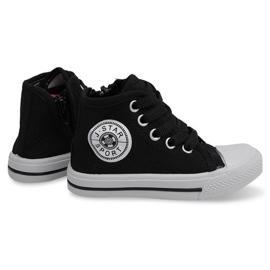 Sort High Children's Sneakers Y1312 Black