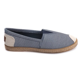 Sneakers Espadrilles Linned 326 Blå